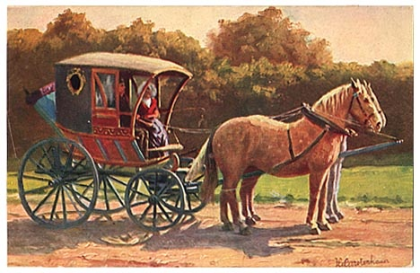 Horse And Buggy | Covered Wagons, Stagecoaches, Buggys | Pinterest