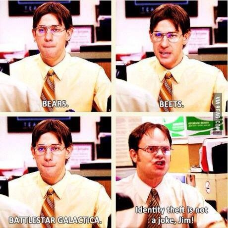 Bears beets Battlestar Galactica | funnies ;) | Pinterest