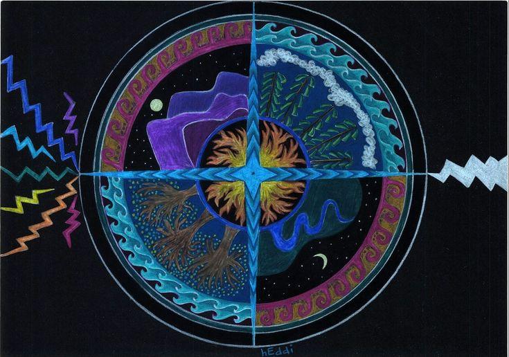 Elements_Cross_web.jpg | shaman | Pinterest