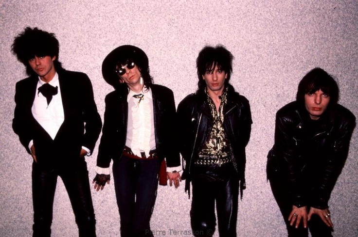 The Lords of the new church | Stiv BATORS (from Youngtown ...
