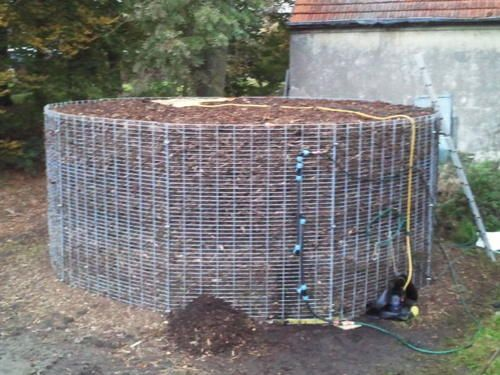 Compost water heater | Homesteading / Permaculture | Pinterest
