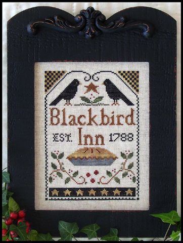Blackbird Inn - Little House Needleworks