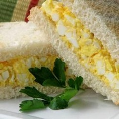 Egg Salad Sandwhich | Yummy Foods | Pinterest