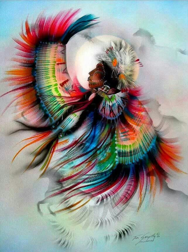 Dance to heal Mother Earth | Native American Spirituality ...