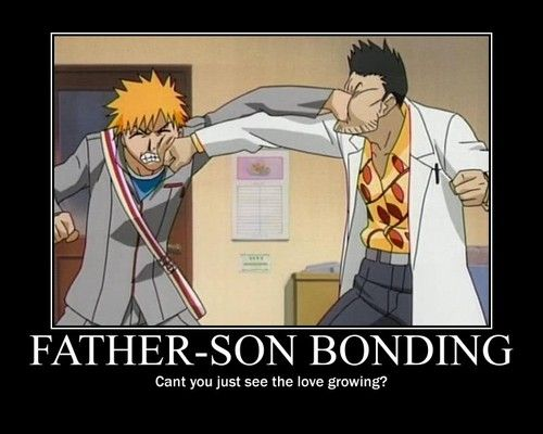 Father-Son Bonding