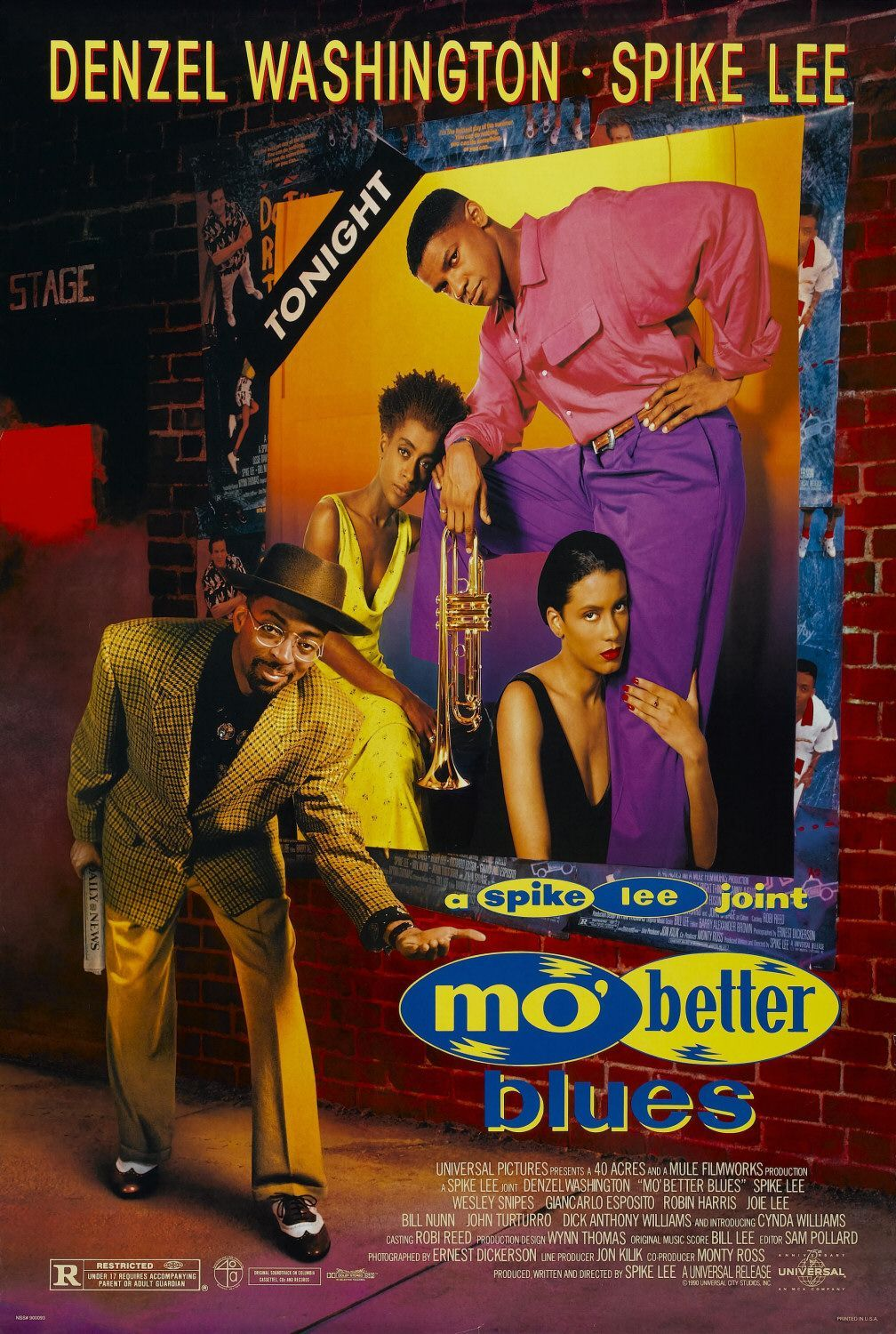 Mo' Better Blues (1990) | The Oscar Goes To ...