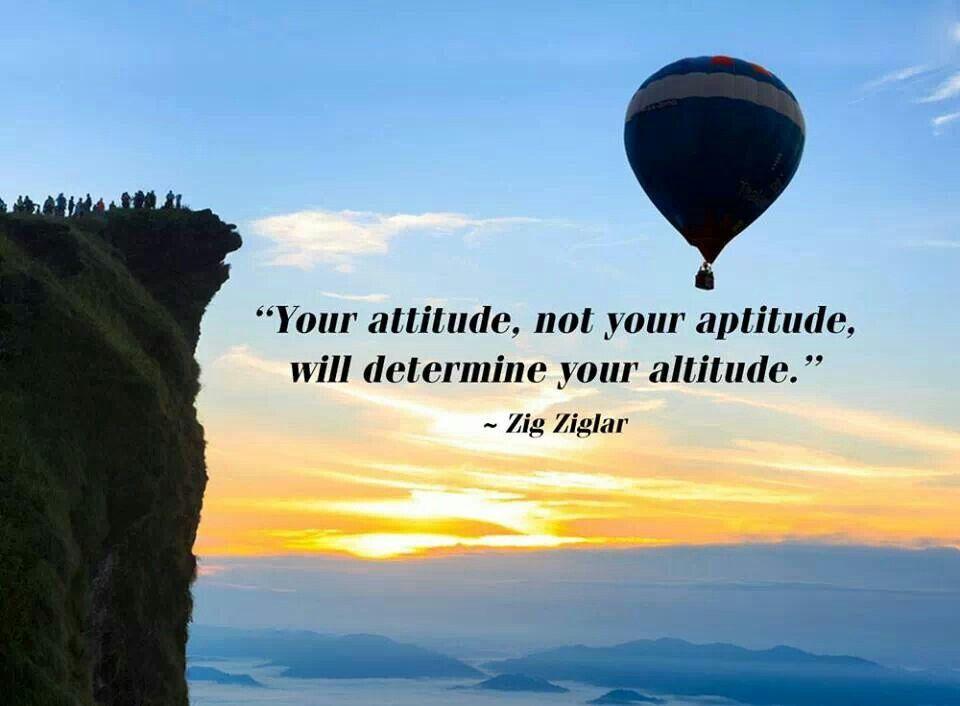 Zig Ziglar, attitude | Quotes | Pinterest