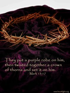 Crown Of Thorns Quotes. QuotesGram