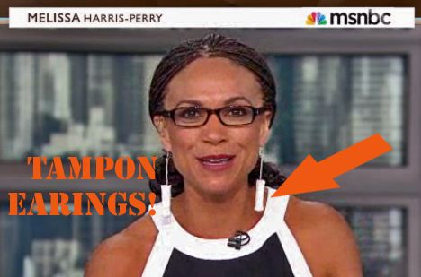 Melissa Harris-Perry took a moment on her Sunday MSNBC show to offer ...