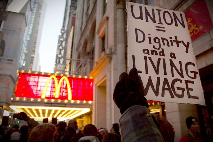 Fast food workers plan surprise strike