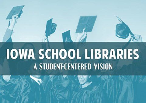 The Iowa Association of School Librarians (IASL) righted a legislative ...