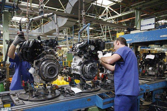 Ford creates 250 new jobs at Dagenham engine plant