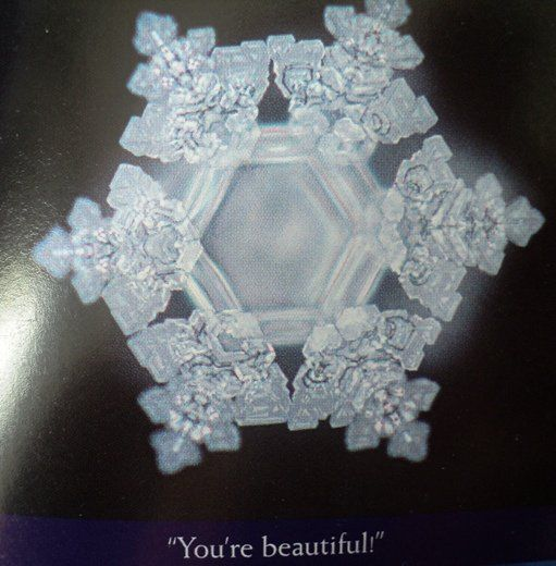 Masaru Emoto Water Crystals