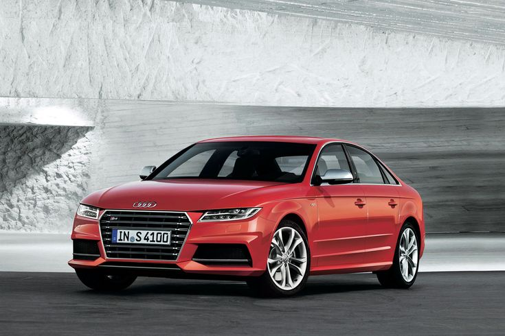 2015 Audi A4  - competition intensifies as Audi sells fewer cars than Mercedes
