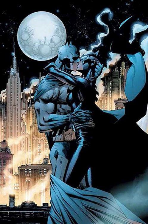 super-nerd: Batman's many girlfriends