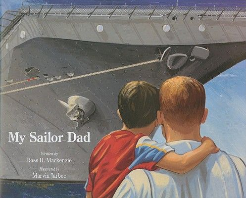 my sailor dad. the best deployment book | n a v y | Pinterest