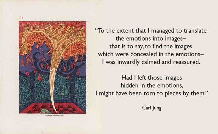 Carl Jung, the Red Book and Art Therapy   Carl Jung's Red Book ...