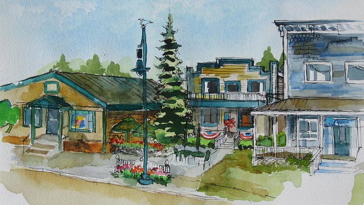 Museum Week Art Show @ Gregg Fellowship Center | Beaver Island | Michigan | United States