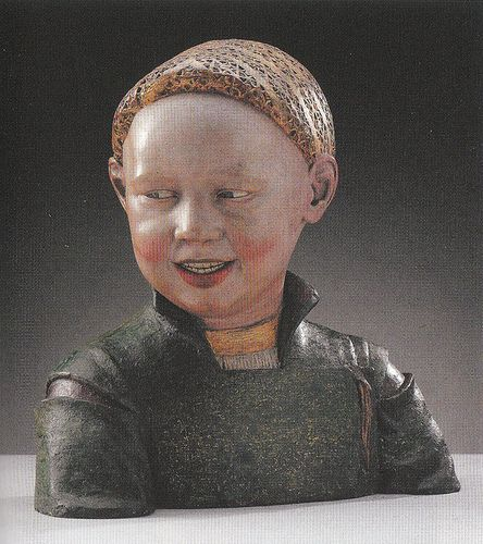 Henry VIII as a boy, c.1499/1500 | by Guido Mazzoni