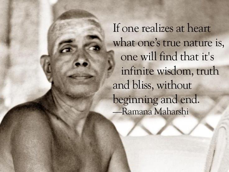 Ramana Maharshi Quotes. QuotesGram