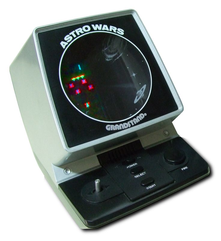 Grandstand Astro Wars | Old computer games | Pinterest