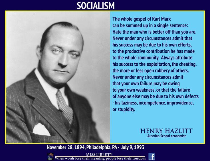 Henry Hazlitt Quotes. QuotesGram