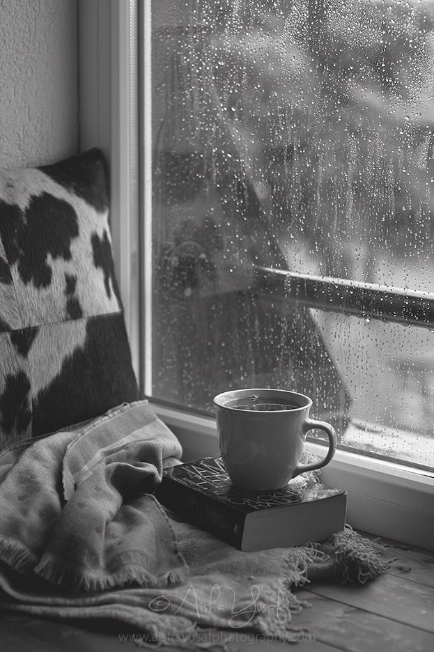 another rainy afternoon | View From My Window... | Pinterest