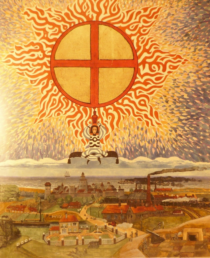 Liber Novus : The Red Book of Carl Jung - art of the beautiful ...