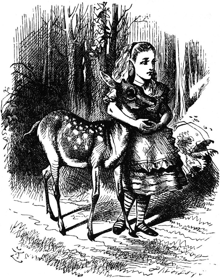 Sir John Tenniel | Alice in Wonderland | Pinterest