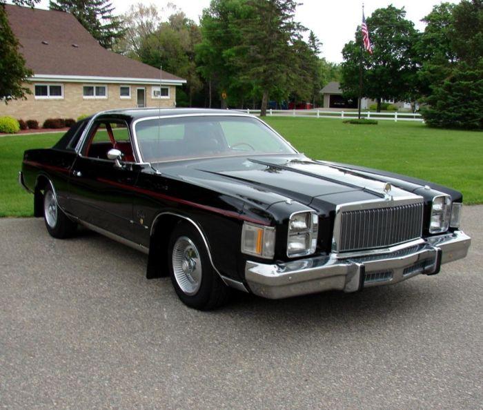 1979 Chrysler Cordoba , Excelent Survior, Leather Buckets, Loaded