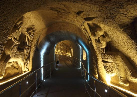 Tunnel - Picture of Cappadocia Cave Resort & Spa, Uchisar ...