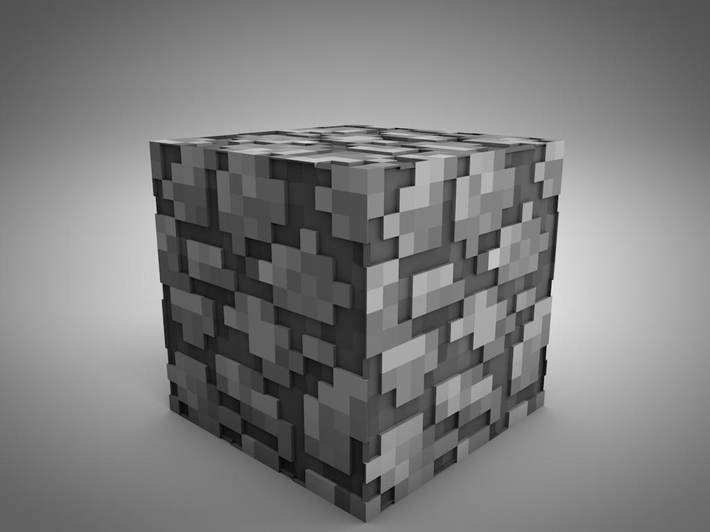 Minecraft Extruded Model Pack v1 - Other Fan Art - Fan Art ...