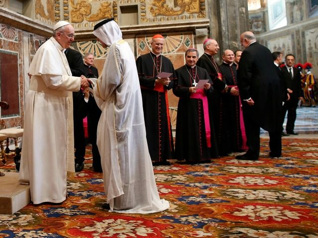 Vatican Expert: Pope Francis a 'Friend of Islam'