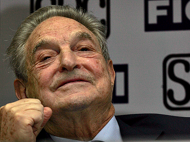George Soros Emerges as Key Funder of 'Global Climate Strike'…