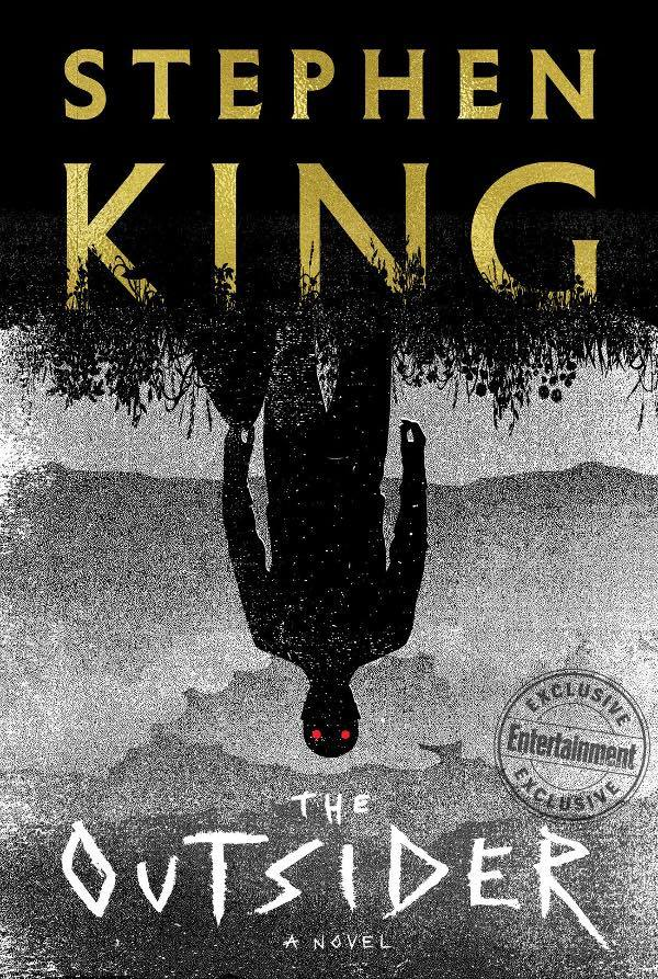 New Stephen King Novel 'The Outsider' Cover Revealed
