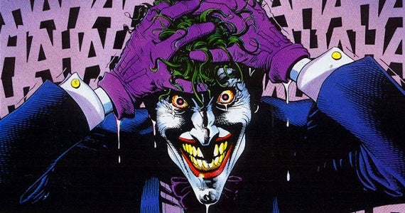 Jared Leto's Joker Looks Insane In the Membrane -- Vulture