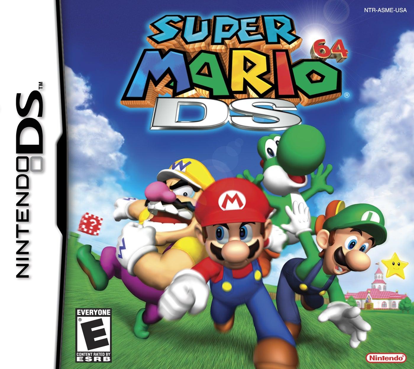 Super Mario 64 DS - Nintendo DS - IGN