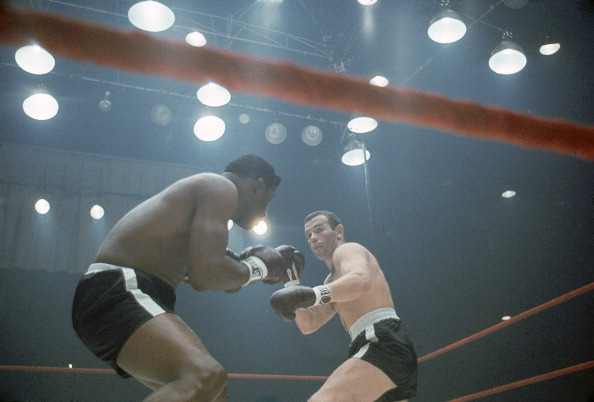 Ingemar Johansson Stock Photos and Pictures | Getty Images