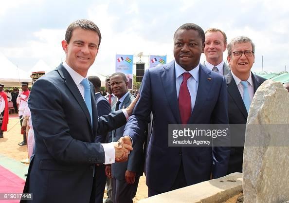 Faure Gnassingbé Togolese President Photos et images de ...