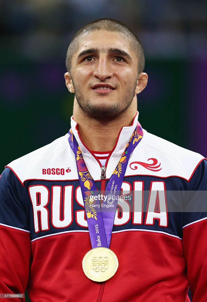 The 24-year old son of father (?) and mother(?) Abdulrashid Sadulaev in 2020 photo. Abdulrashid Sadulaev earned a million dollar salary - leaving the net worth at million in 2020