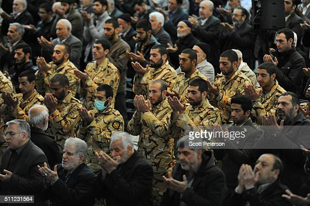 Iranian Revolutionary Guard Corps Stock Photos and ...