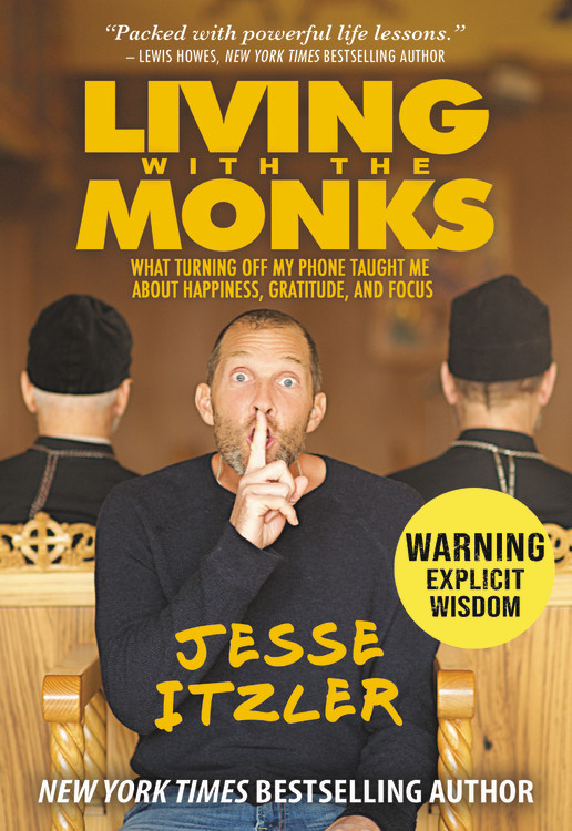 Living with the Monks - Hachette Book Group