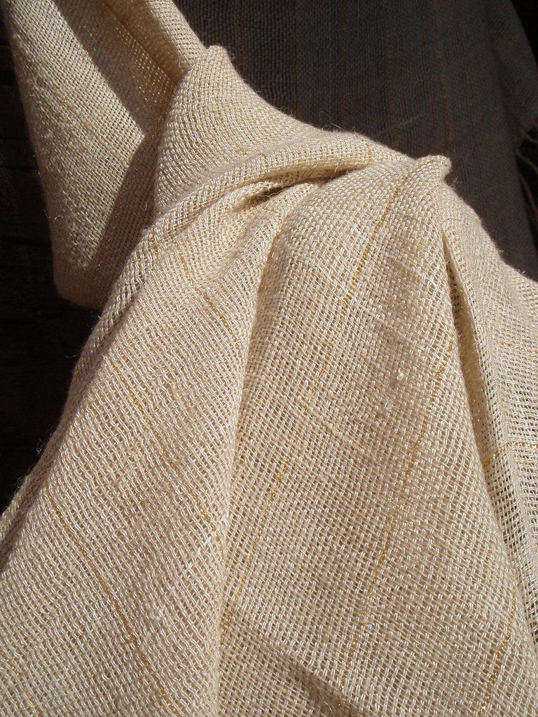 Sastav marama za nošenje beba: pamuk, lan, konoplja, svila ...
