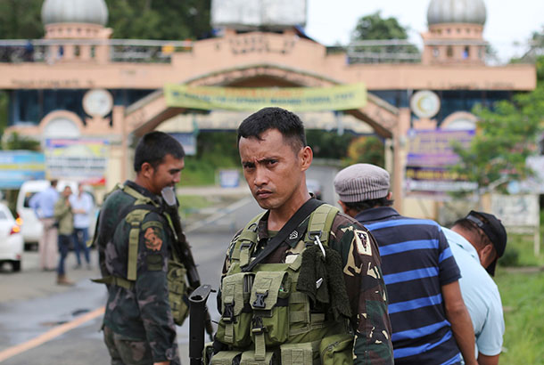 Philippine Military Says Siege at Marawi Could Be Over By ...