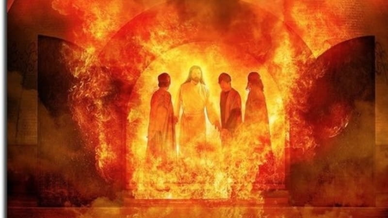 Shadrach, Meshach and Abednego - Bible Story Verses and ...