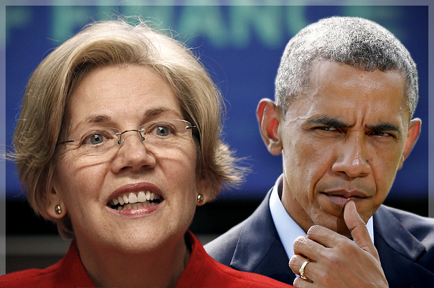Joe Who? Obama Privately Telling Top Donors To Rally Around Warren…