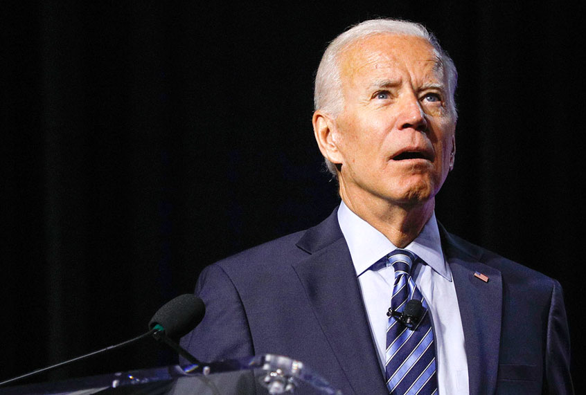 Rasmussen: 38% of Voters Think Biden Has Dementia…