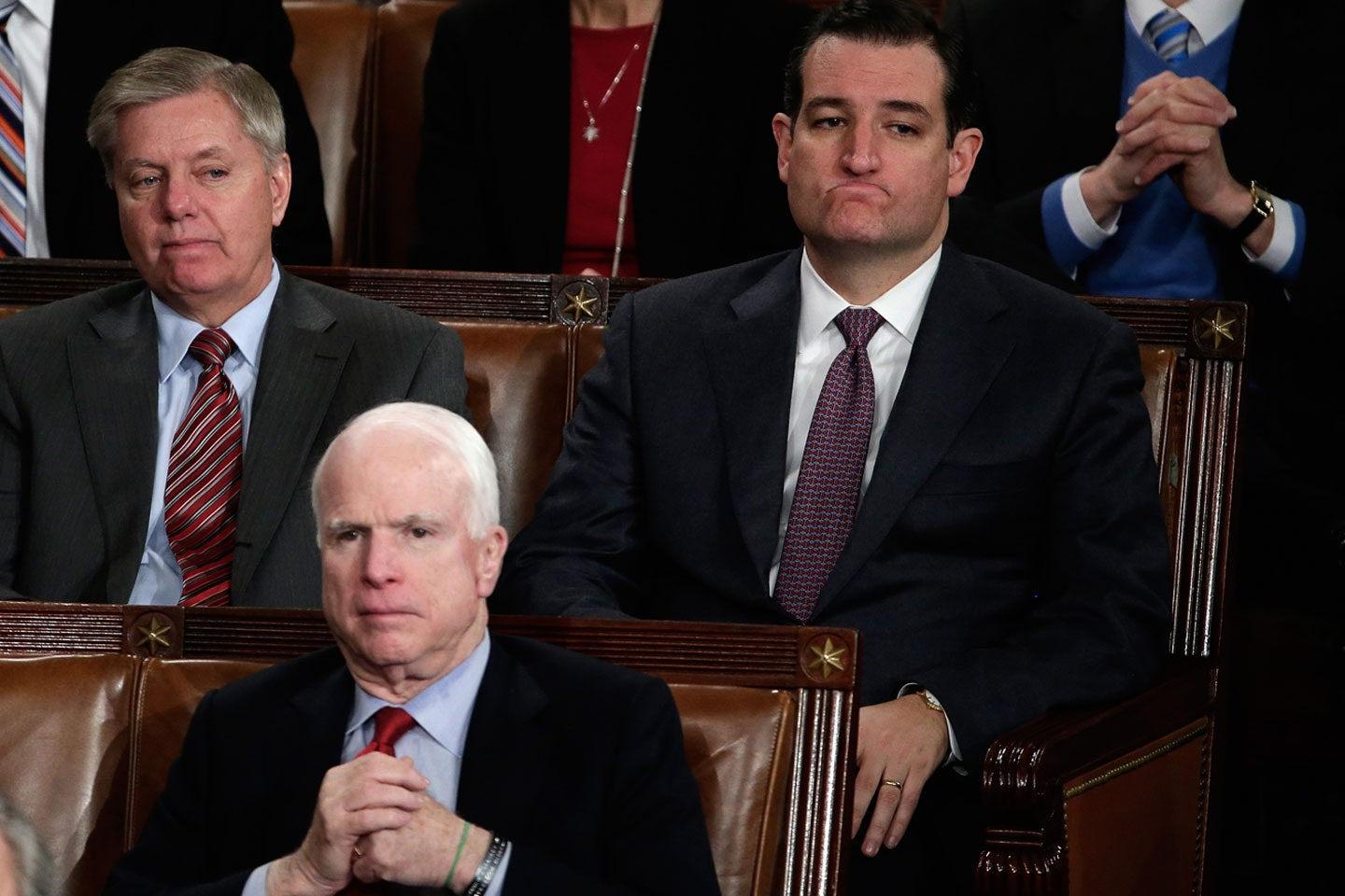 John McCain Questions if Ted Cruz's Canadian Birth Prevents Him from ...