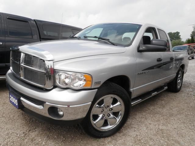2005 Dodge RAM 1500 SLT - Chrysler to recall about 257K Ram pickup trucks