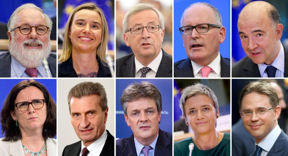 Neue EU-Kommission: Die Hüter der Verträge